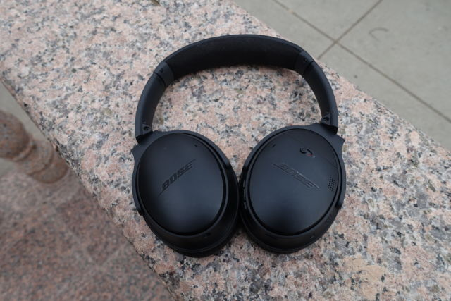 The Bose QuietComfort 35 II is an excellent pair of wireless noise-cancelling headphones.