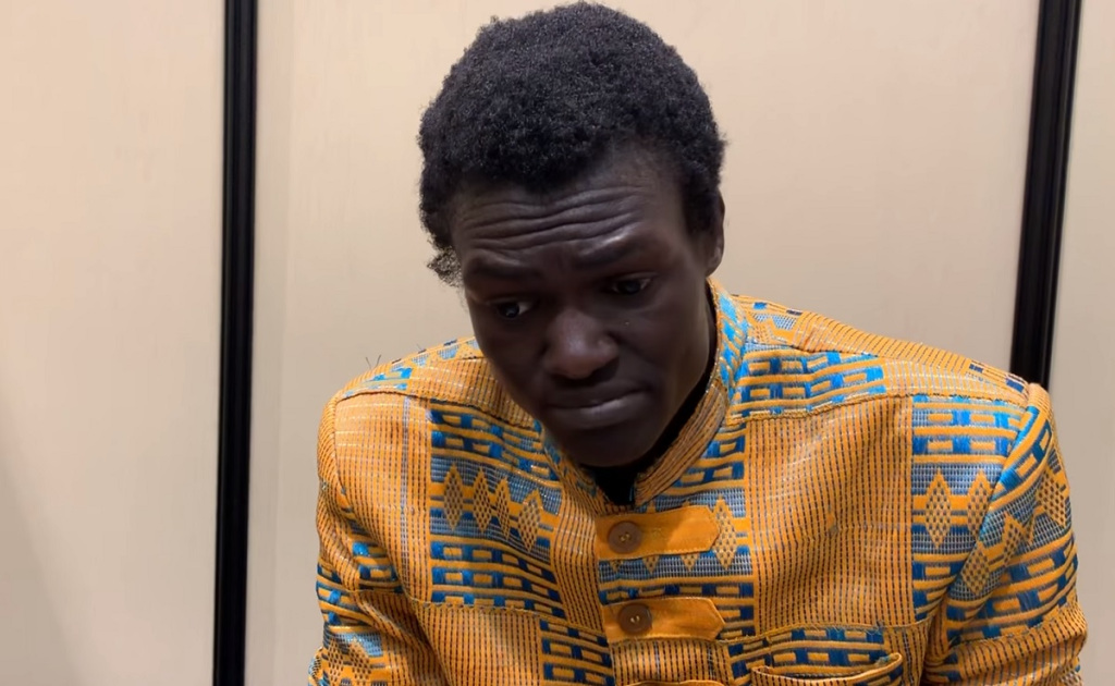 Lual Mayen grew up as a refugee in Uganda. And now he is a game developer.
