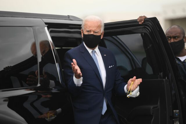President-elect Joe Biden wants to boost sales of electric cars.
