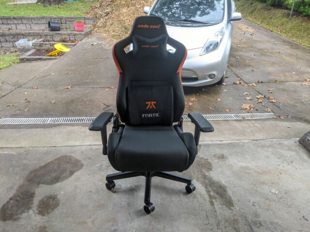 The AndaSeat Fnatic Edition is a recommend gaming chair for those looking to upgrade their home office.