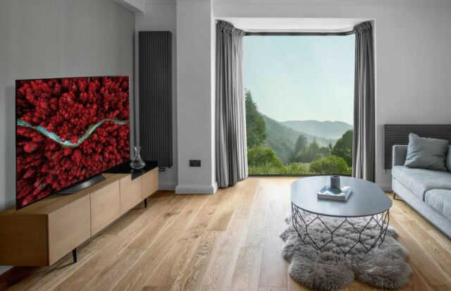 LG's BX OLED TV offers the stellar picture quality you'd expect from a modern OLED set.