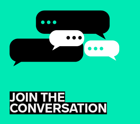 Join the Conversation. Comment below.
