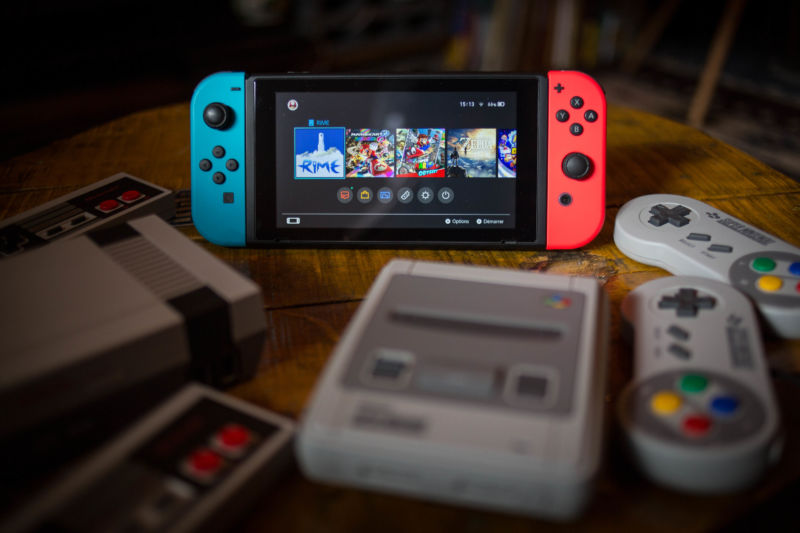 There are lots of deals on Nintendo Switch games this Black Friday.