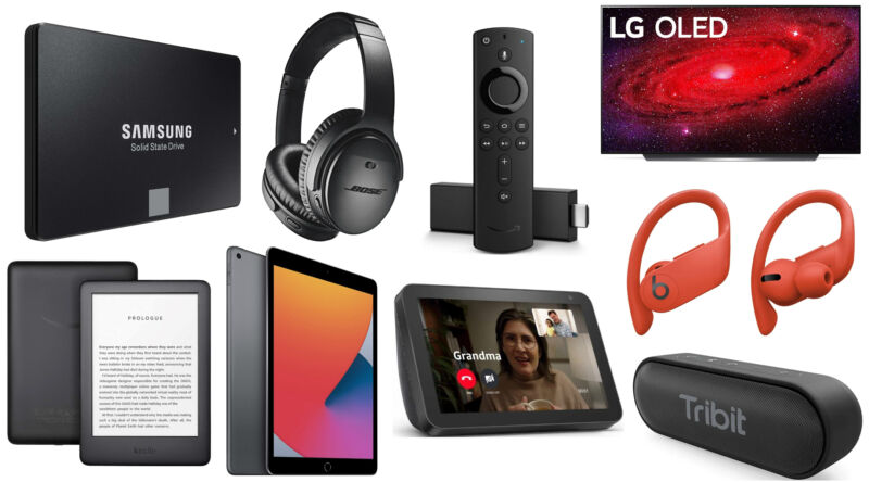 Grab early Black Friday deals on Bose headphones, Fire TV Sticks, and more