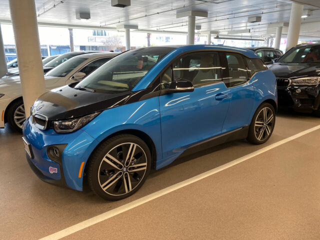 Ars Technica's Jennifer Ouellette bought this lightly used 2017 BMW i3 last year.