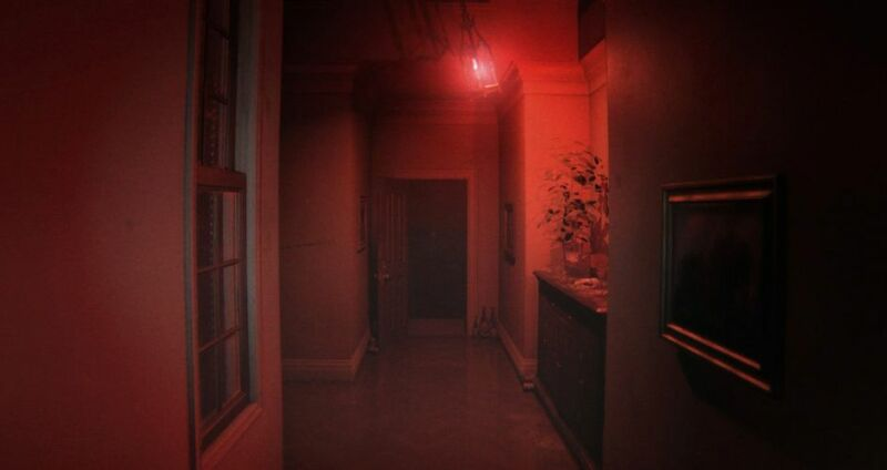 <em>PT</em> scenes like this will not be viewable on the PS5, even though they were briefly during the prerelease period.