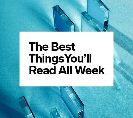 Sign Up for WIRED's Longreads Newsletter