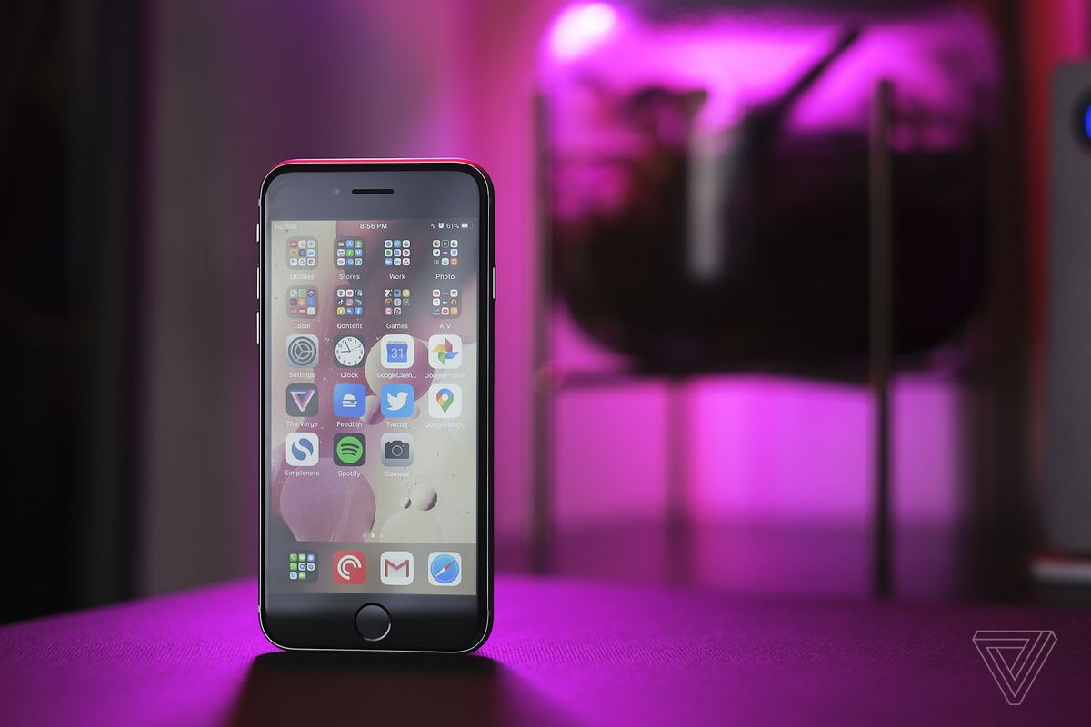 The Apple iPhone SE is a great choice if you want a phone that lasts for years.