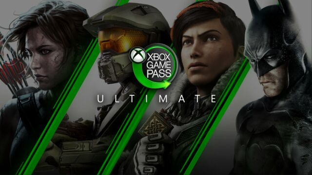 Microsoft's Xbox Game Pass Ultimate gets you access to a lot of games for a monthly fee.