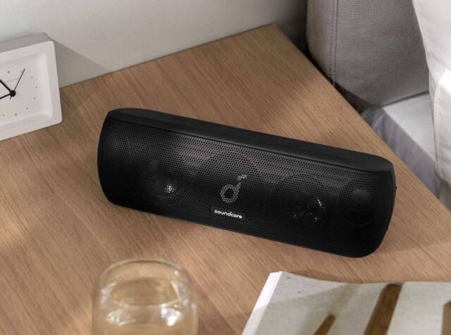 Anker's Soundcore Motion+ sounds excellent for a Bluetooth speaker that costs less than $100.