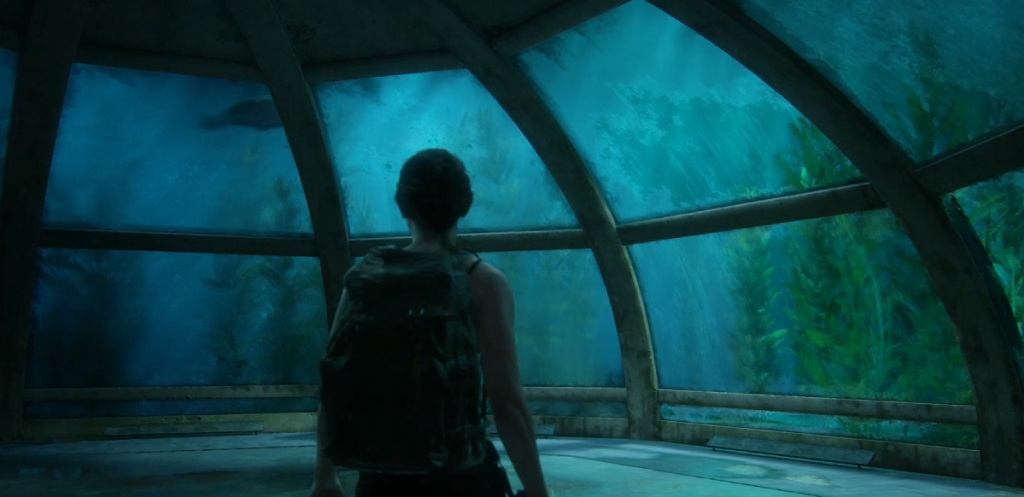The Last of Us Part II has some pretty moments.