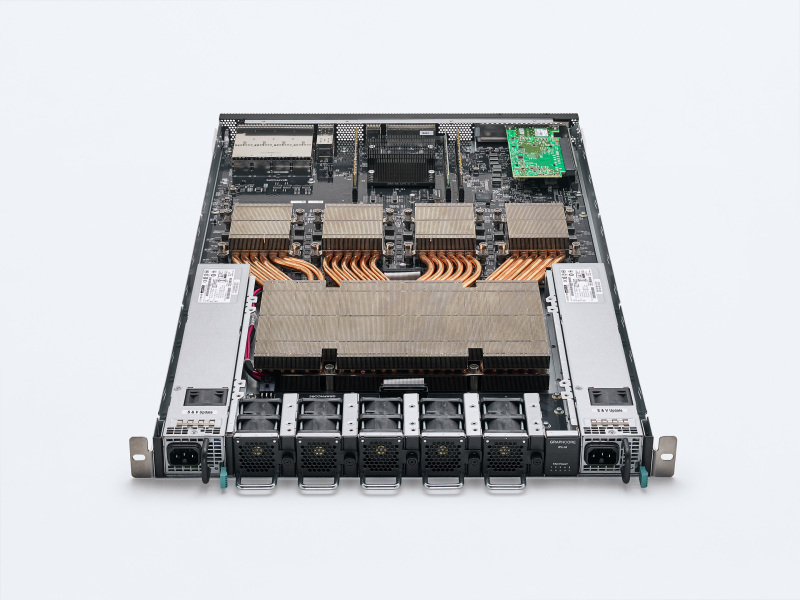 Graphcore GC011 rack