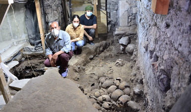 """Mexico City's """"tower of skulls"""" could tell us about pre-Columbian life"""