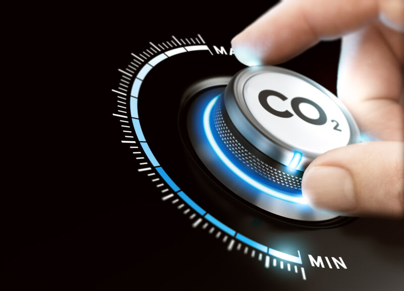 Researchers make their own enzyme pathway to get CO₂ out of the air
