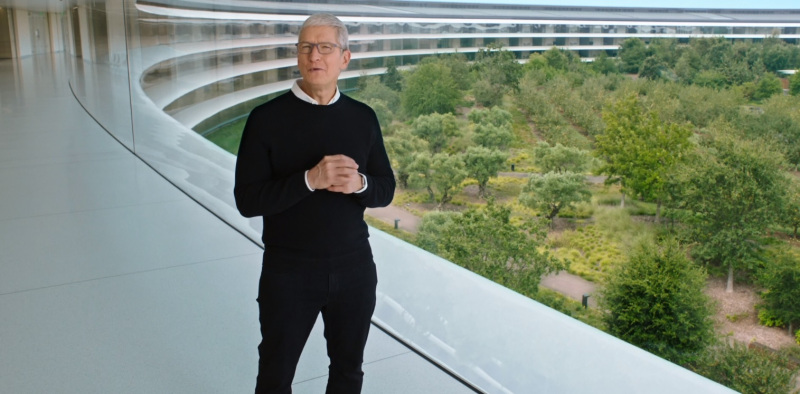 Tim Cook, CEO of Apple, is a big advocate for privacy.