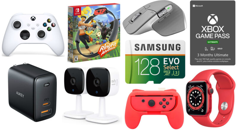 Today's best tech deals: Logitech mice, Ring Fit Adventure, and more