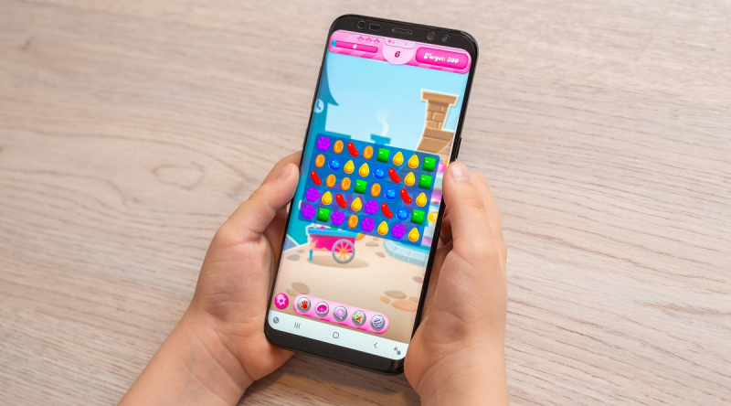 Candy Crush Saga has hundreds of millions of players.