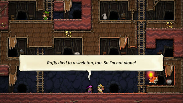 <em>Spelunky 2</em> is the kind of roguelike you can replay over and over.