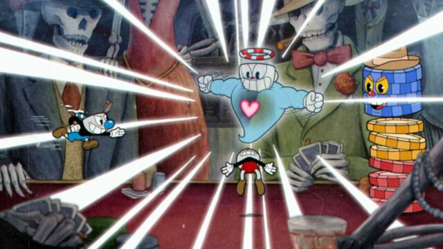 <em>Cuphead</em> is a sight to behold.