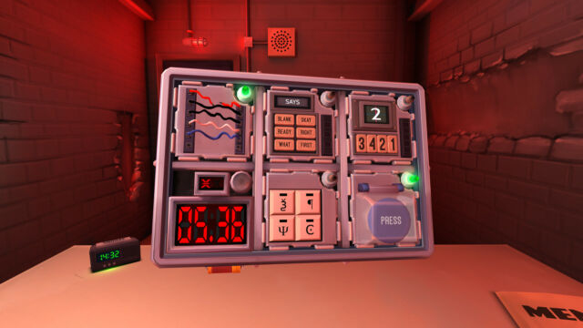 <em>Keep Talking and Nobody Explodes</em> will get you and your partner panicking, in a good way.