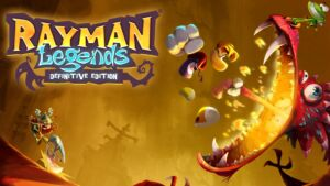 Rayman Legends product image