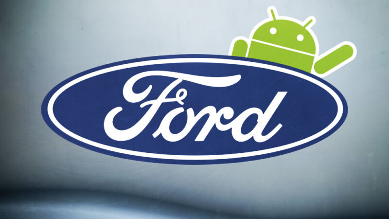 Ford is switching to Android OS for infotainment in 2023