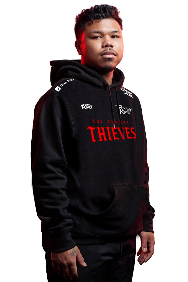 Kenny Williams is one of four players on the L.A. Thieves team in the Call of Duty League.