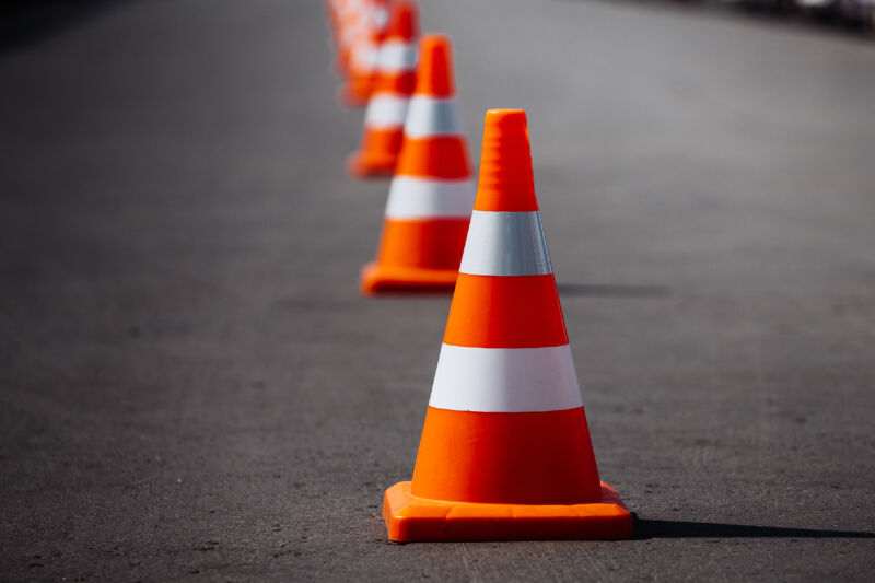 An orange traffic cone has long been the logo and symbol for VLC media player.